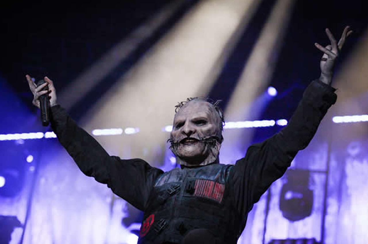 Slipknot en GEBA: Cuando el heavy metal admite caretas