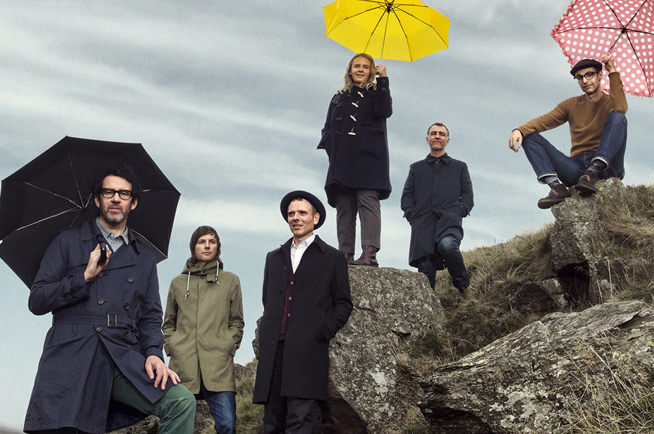 "Belle And Sebastian: ""Grabamos un disco optimista pero con trasfondo político"""