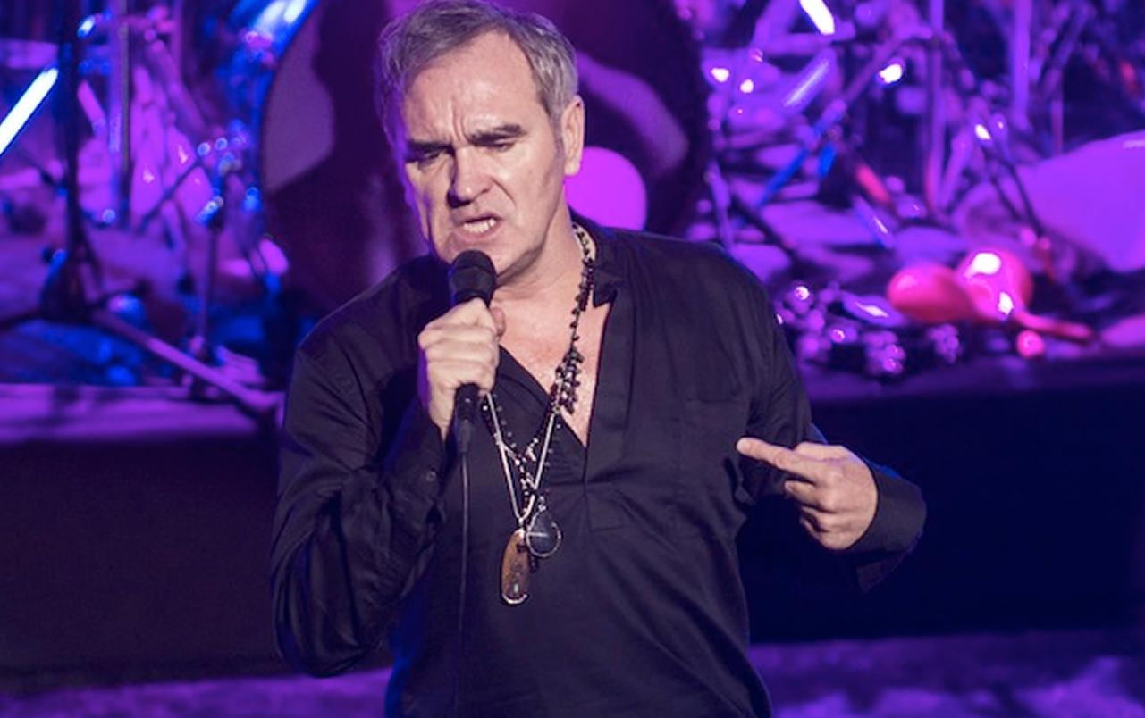 Morrissey en el Teatro Opera: La coherencia no se negocia