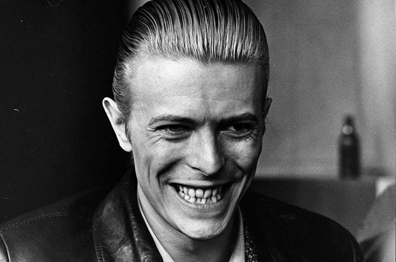 Los 69 años del camaleónico David Bowie
