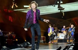 Los Stones apelaron a los hits en Santiago de Chile.
