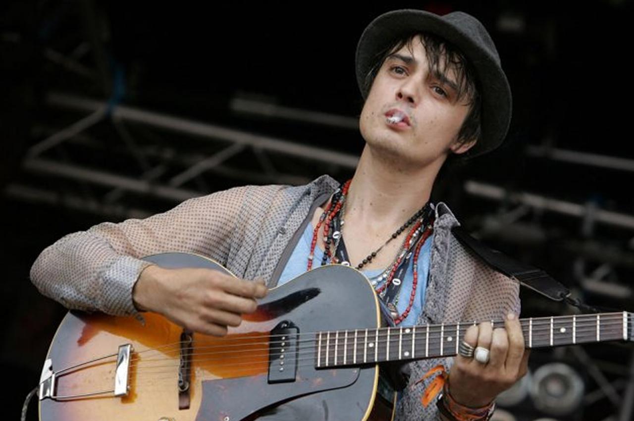 Pete Doherty dará dos conciertos acústicos en Buenos Aires