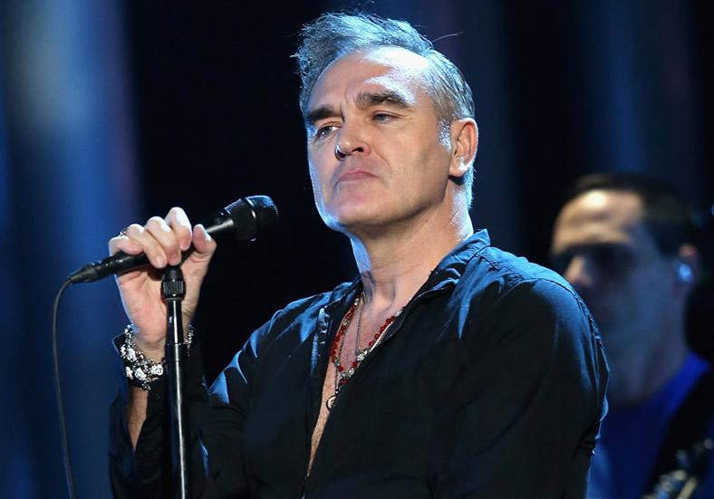 Morrissey le pide a General Motors que utilice cuero vegano en sus autos