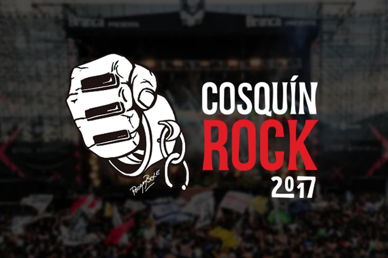 Cosquín Rock 2017: lineup confirmado