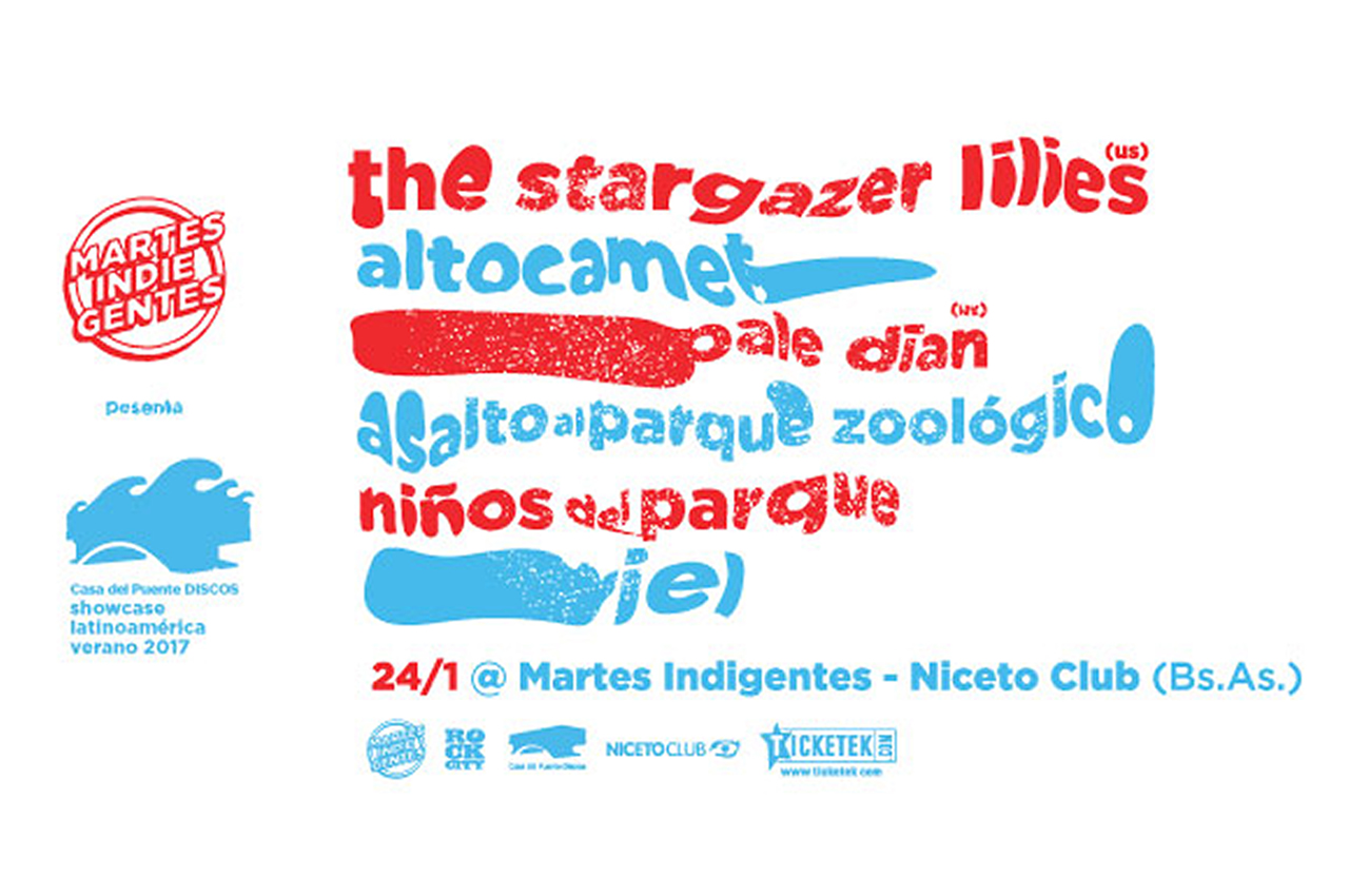 Martes imperdible en Niceto