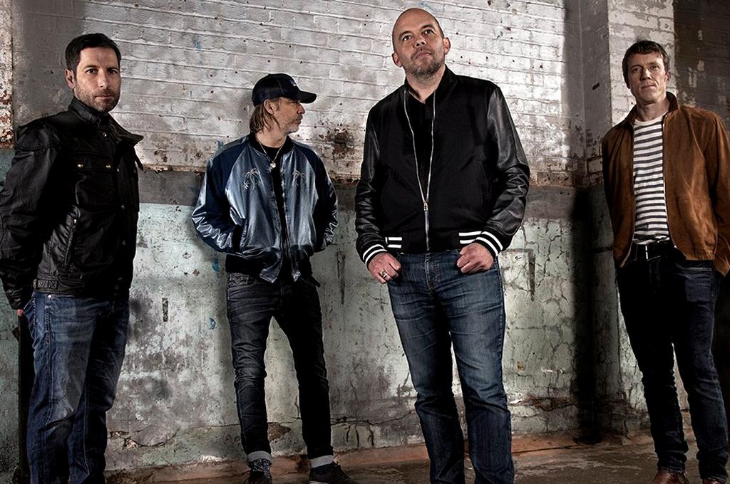 RIDE presentó dos nuevas canciones