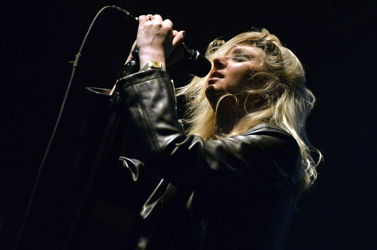 THE PRETTY RECKLESS en Vorterix: Huele a espíritu adolescente