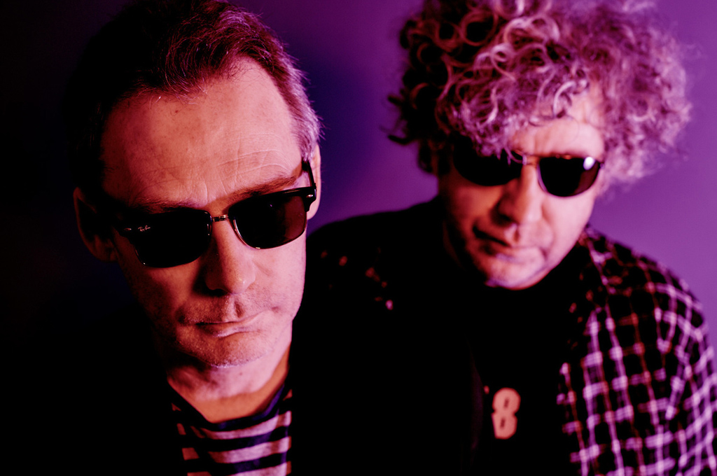 "The Jesus And Mary Chain y su nuevo video ""Mood Rider"""