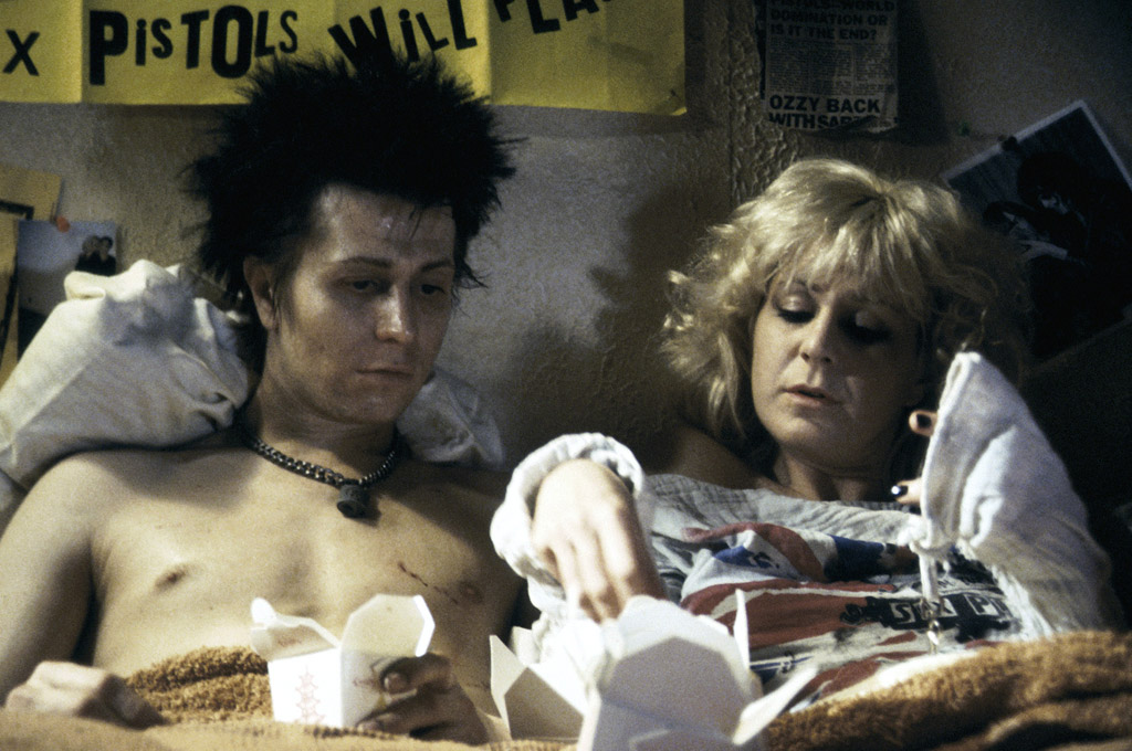 """Sid & Nancy"", de Alex Cox"