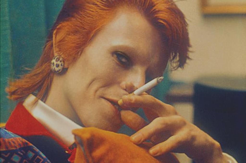 David Bowie aterriza en Buenos Aires de la mano de Mick Rock
