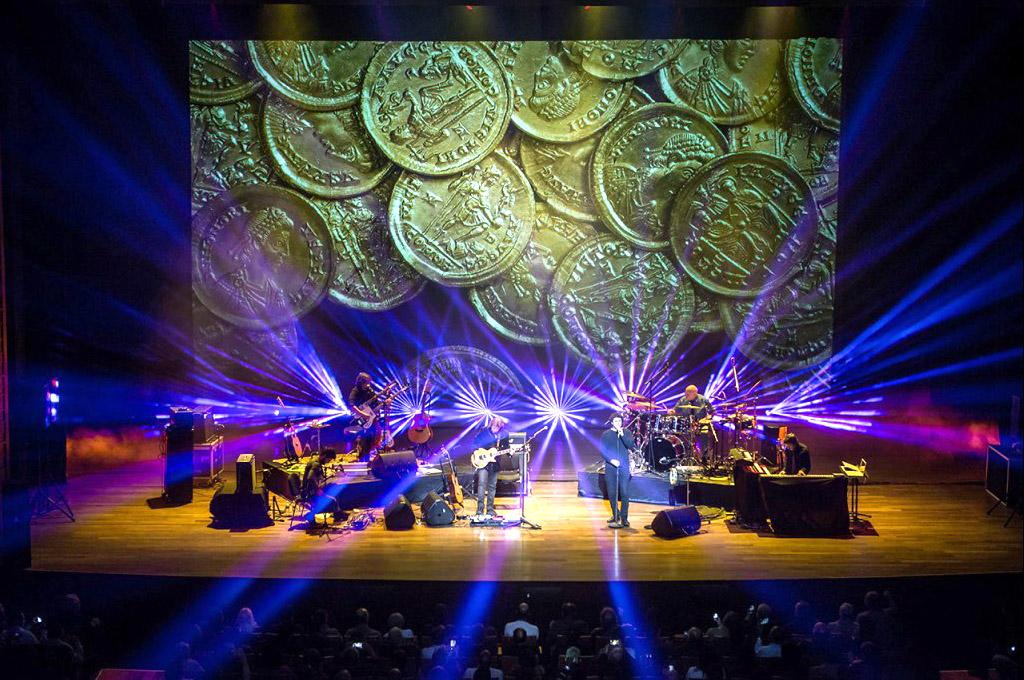 """GENETICS celebra los 40 años de """"Seconds Out"""" con un show"""