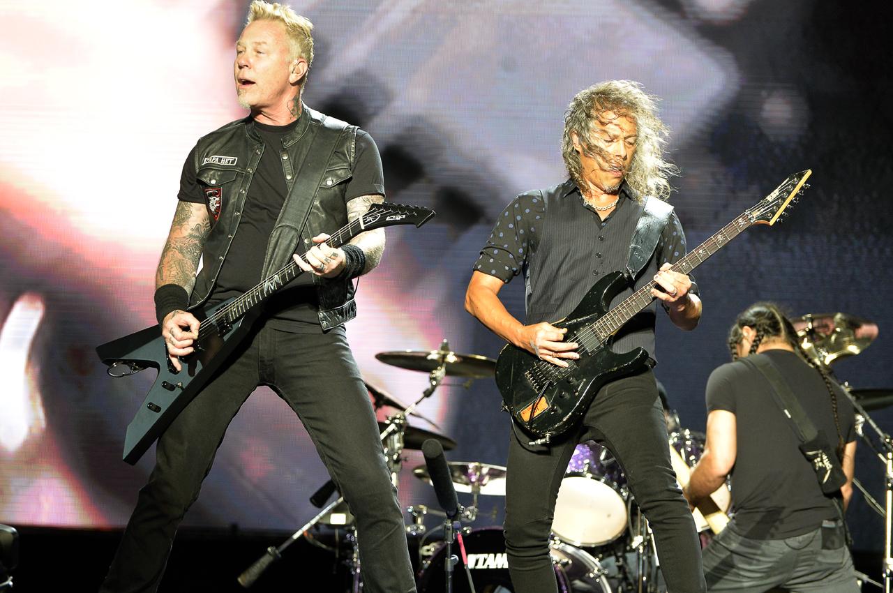 Metallica en el Lollapalooza 2017: que se agrande la familia