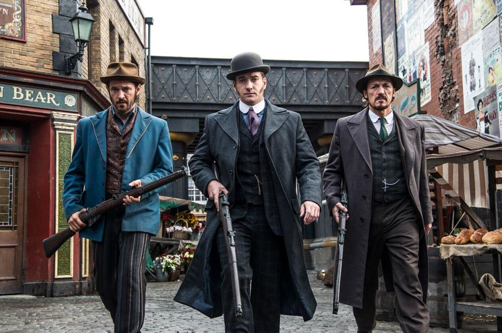 """Llega la tercera temporada de """"Ripper Street"""""""
