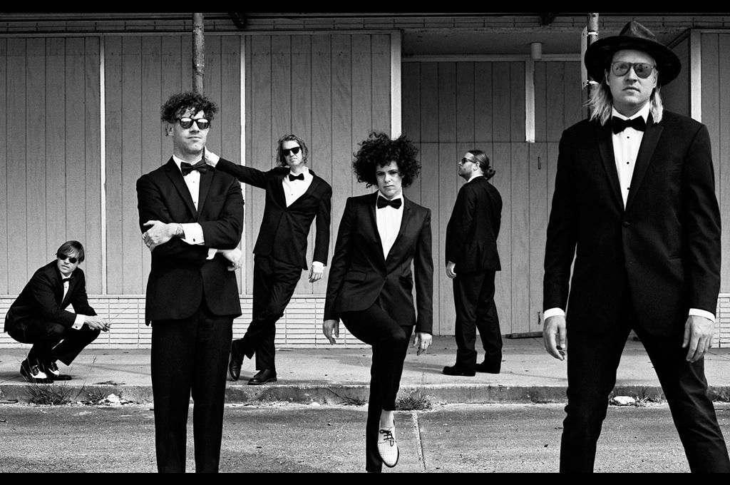 Arcade Fire cada vez más cerca de su nuevo álbum