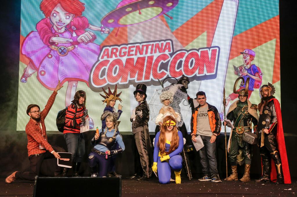 La Comic-Con Argentina 2017 superó las expectativas
