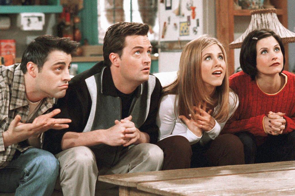 Las 10 escenas inolvidables de Friends
