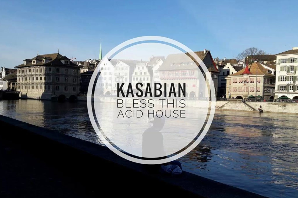 Mirá a Kasabian en su último vídeo 'Bless This Acid House'