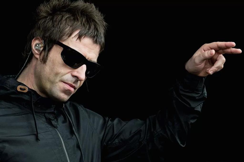 Liam Gallagher presentó nuevo single y video