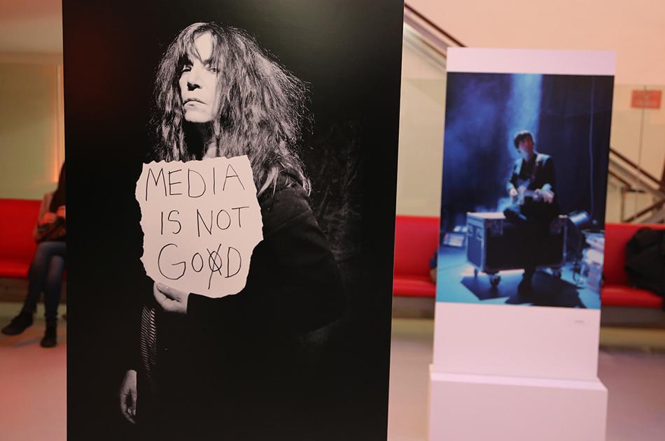 Rock & Foto: Se inauguró la muestra de Mattia Zoppellaro