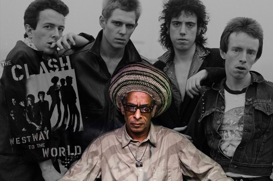 "Se proyecta ""The Clash: Westway to the World"", de Don Letts"
