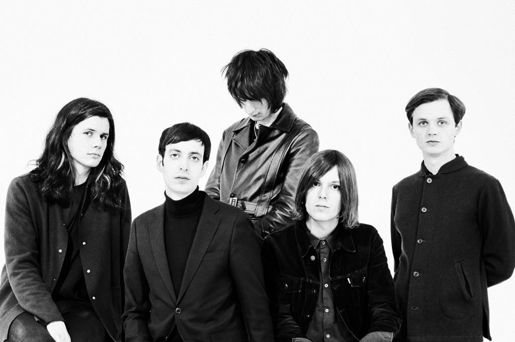 The Horrors lanzará su quinto álbum llamado 'V'