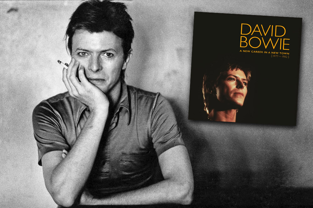 Se lanza un box-set de David Bowie repasando la etapa 1977/1982