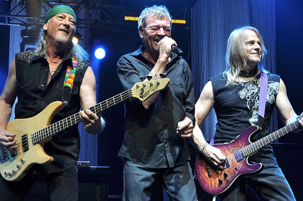 Deep Purple, Lynyrd Skynyrd y Tesla tocaran en Buenos Aires