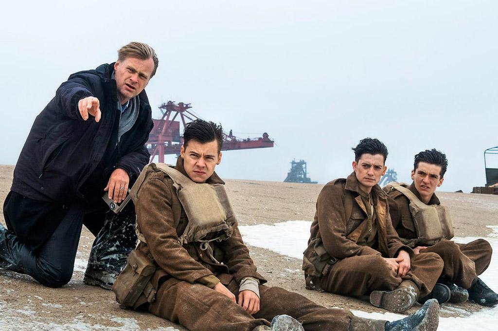 Dunkerque, el primer drama bélico de Christopher Nolan