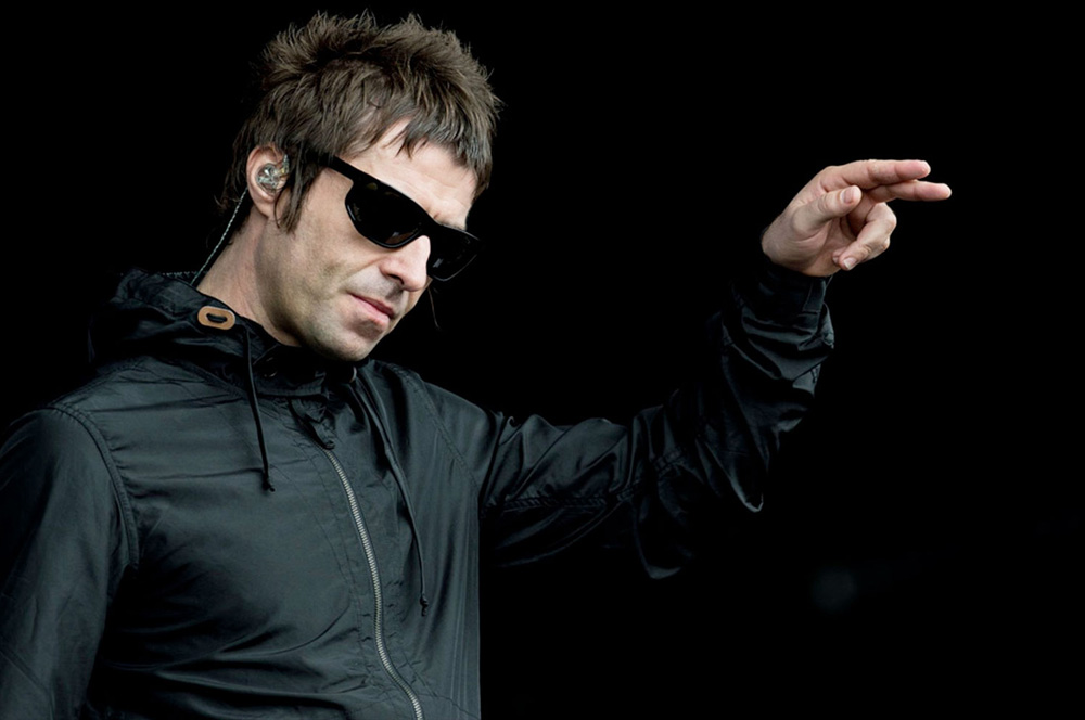 Liam Gallagher revela el tracklist de 'As You Were'
