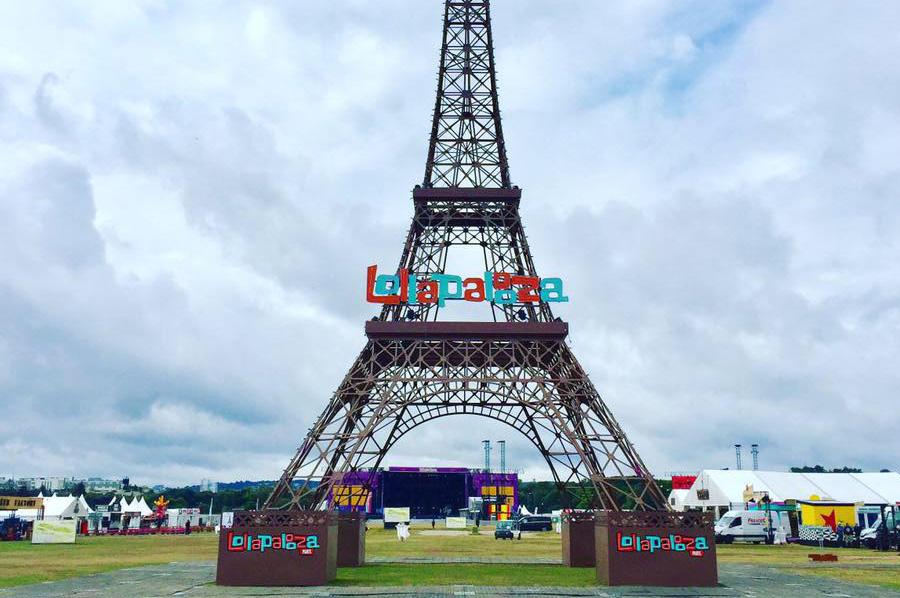 Así fue el debut de Lollapalooza en Paris