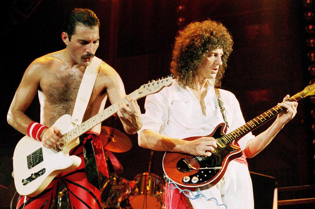 """Bohemian Rhapsody"", se confirmó la biopic de Freddie Mercury"