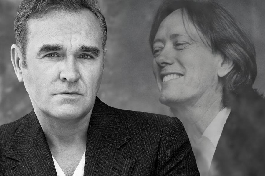Un The Cure es productor ejecutivo de la biopic de Morrissey