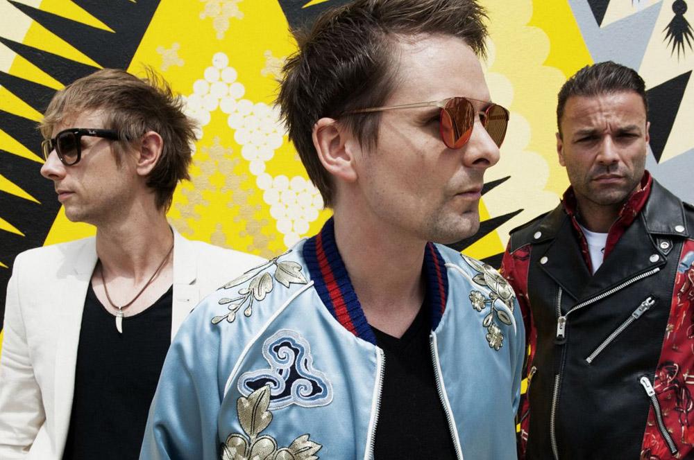 Muse presentó video creado con inteligencia artificial