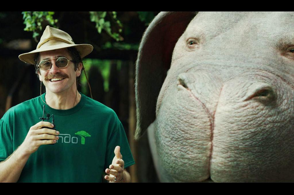 Okja, la película de Netflix que sueña con el Oscar