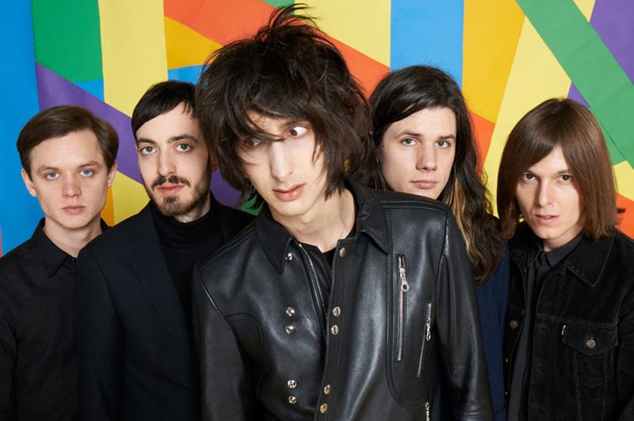The Horrors estrenó video de 'Machine', su último single