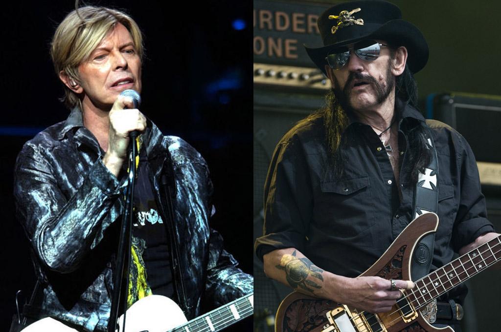 Motörhead y su versión de Heroes de David Bowie