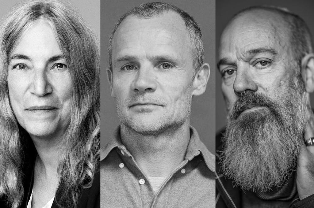 Patti Smith, Michael Stipe y Flea, se unen contra el cambio climático