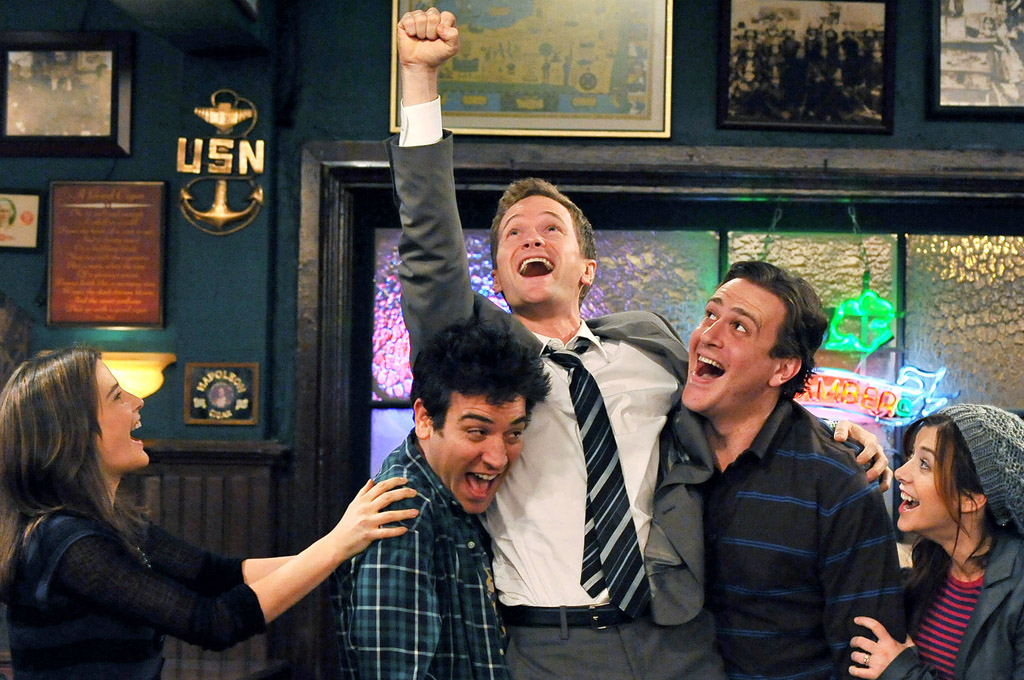 Momentos Legen… wait for it… Dary! de How I Met Your Mother