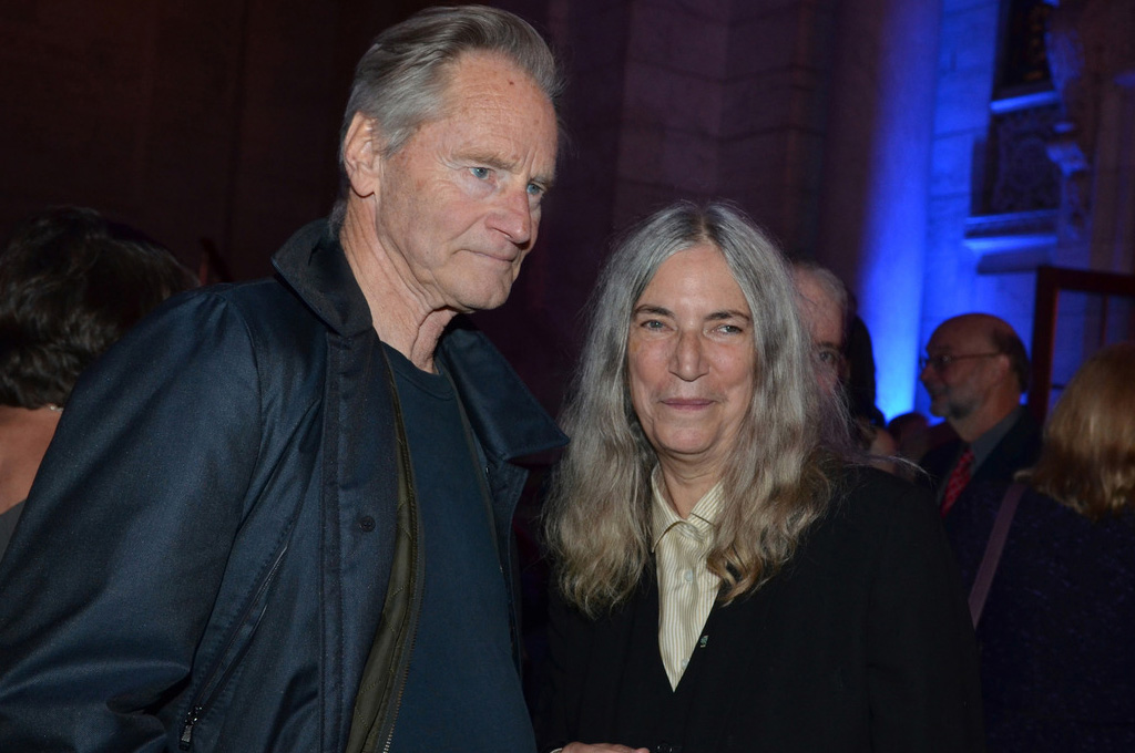 """My Buddy"" el profundo tributo de Patti Smith a Sam Shepard"
