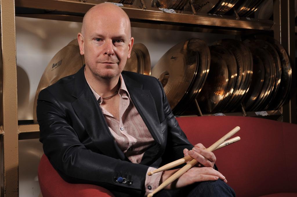 Philip Selway anunció nuevo disco solista
