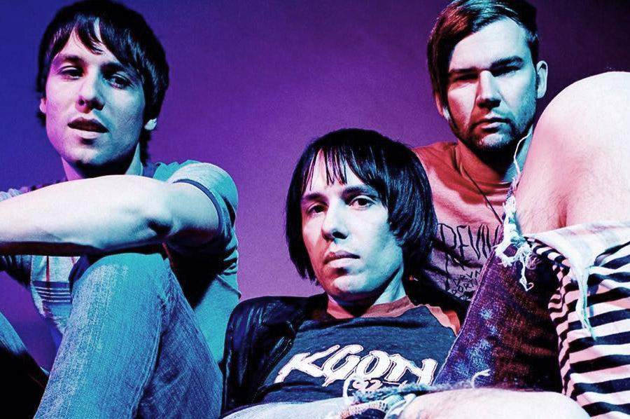 The Cribs lanzará en breve un nuevo disco con el productor de Nirvana