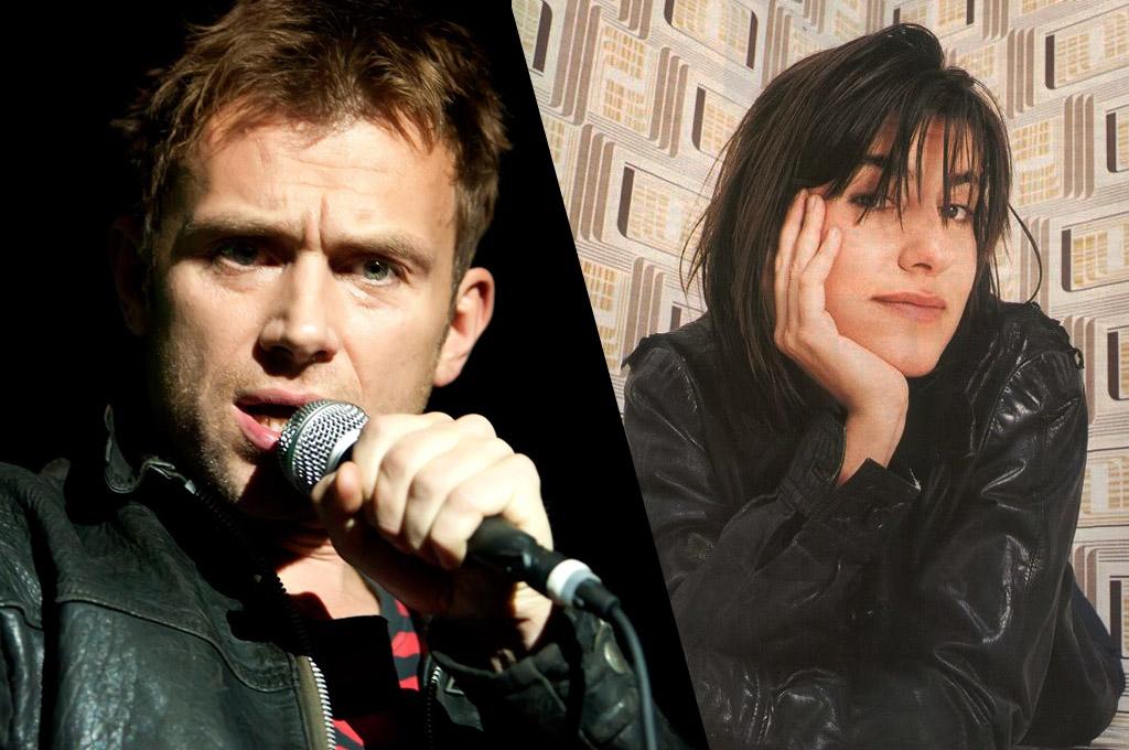 Damon Albarn y Justine Frischmann: una relación en canciones