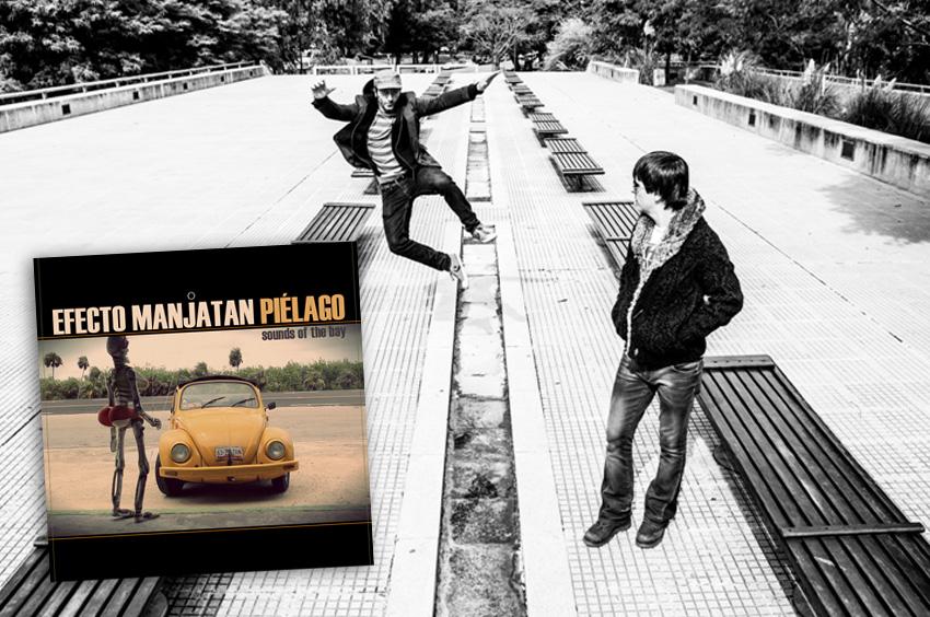 EFECTO MANJATAN reinventa su último disco en vivo