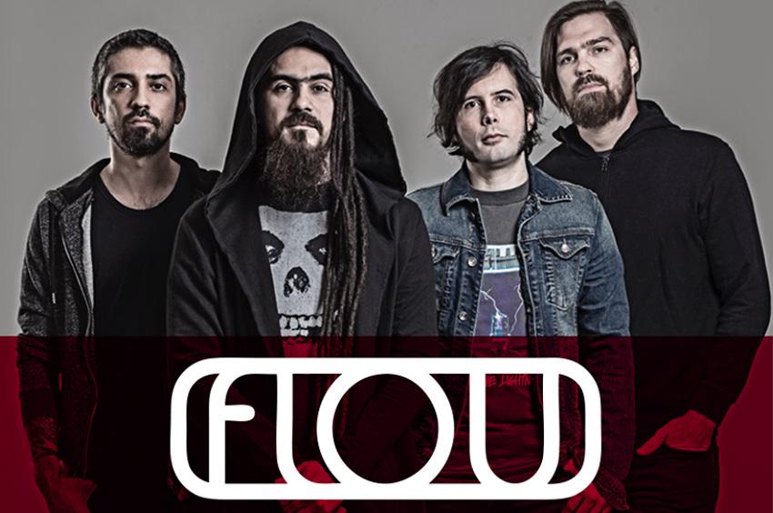 FLOU, la banda más grande de Paraguay llega a Buenos Aires #PerfilesULTRABRIT