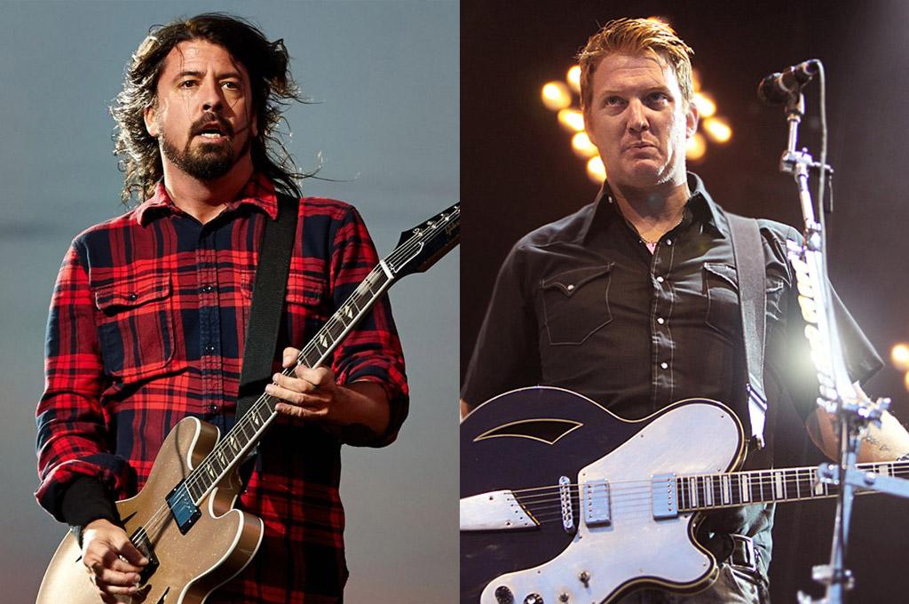 Foo Fighters y Queens of the Stone Age vuelven a Argentina para tocar juntos