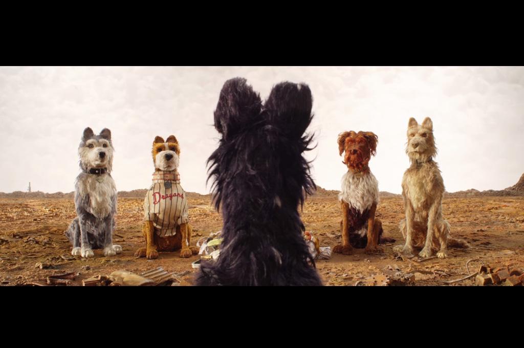 Isle of Dogs: Lo nuevo de Wes Anderson