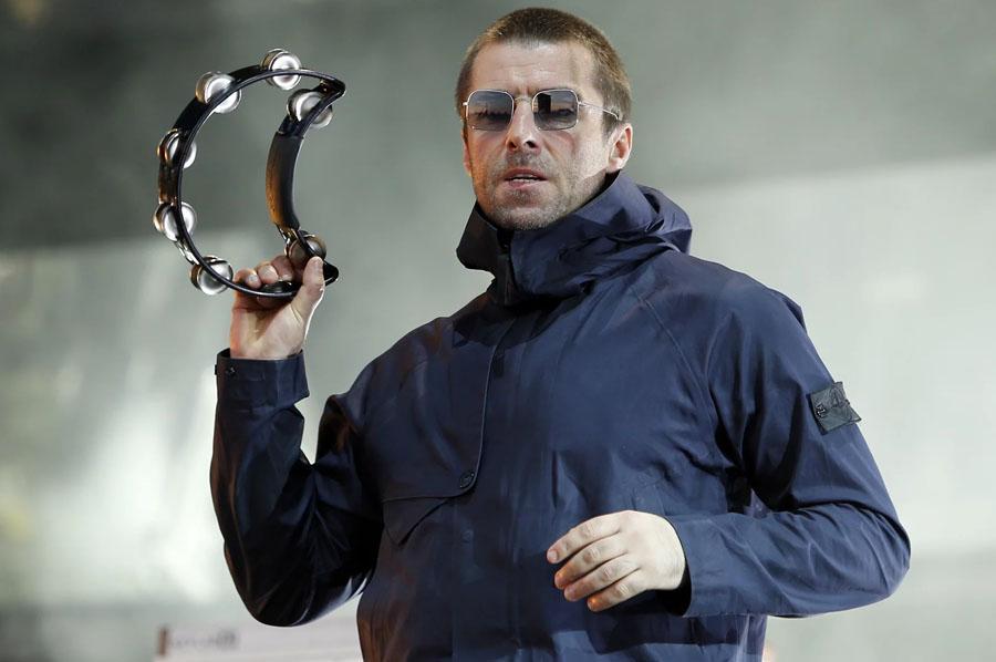 """Liam Gallagher presentó """"Greedy Soul"""", cuarto single adelanto de su álbum debut como solista"""