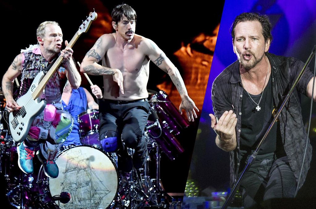 Lollapalooza 2018: Red Hot Chili Peppers, Pearl Jam, The Killers, Lana Del Rey y LCD Soundsystem serán los headliners