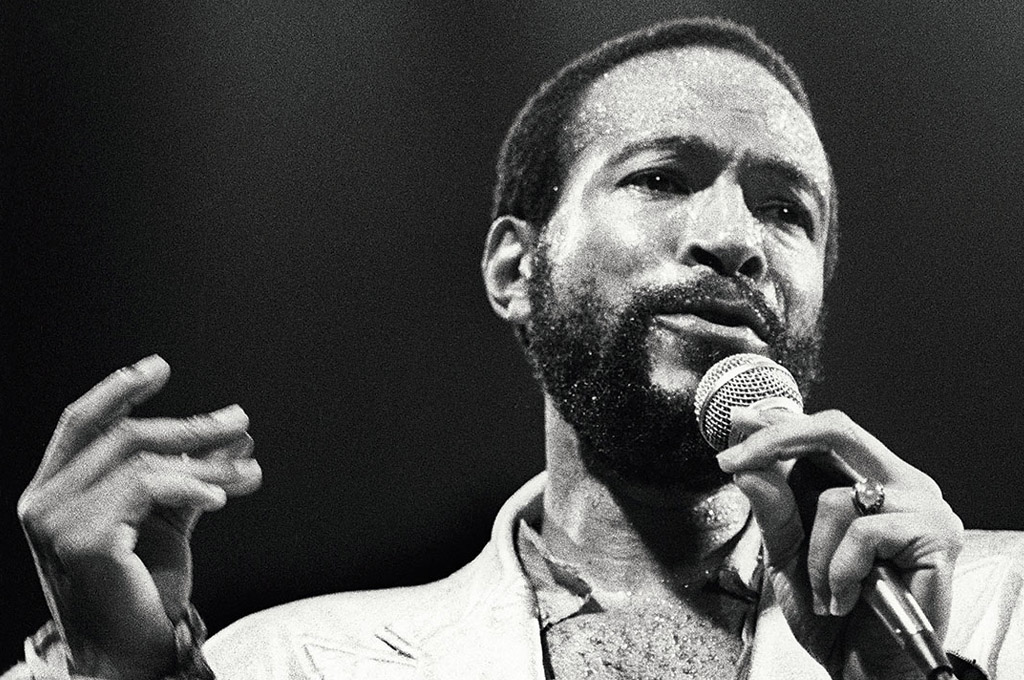 Marvin Gaye : brother, What's going on?
