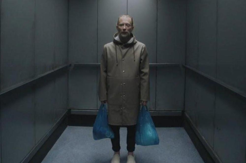 Radiohead: Thom Yorke y un viaje en ascensor de veinte años
